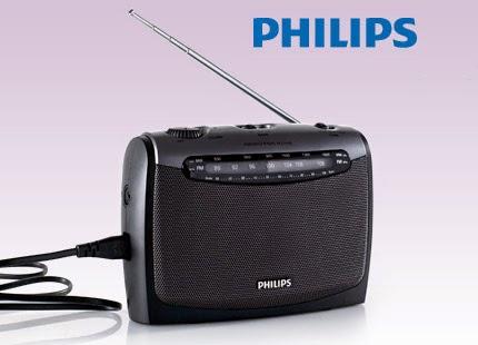 Radio przenośne Philips AE2160 z Biedronki