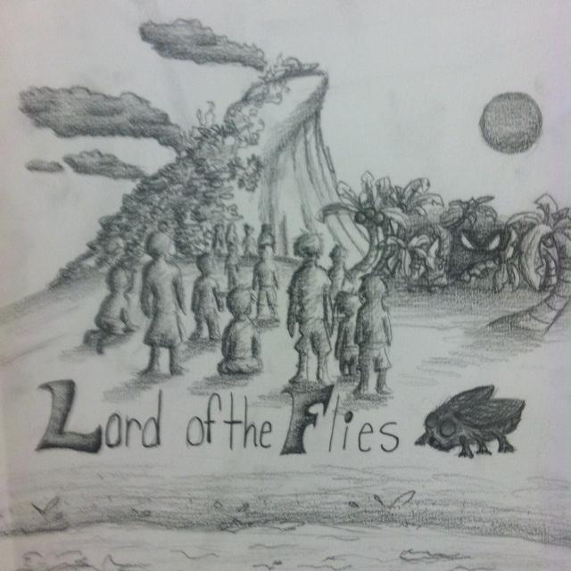 speaking of education lord of the flies art