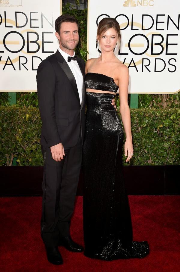 vestidos Golden Globe Awards 2015 - Globos de ouro 2015