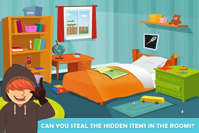 Can You Steal It v1.1 [Unlocked/Ads-Free]