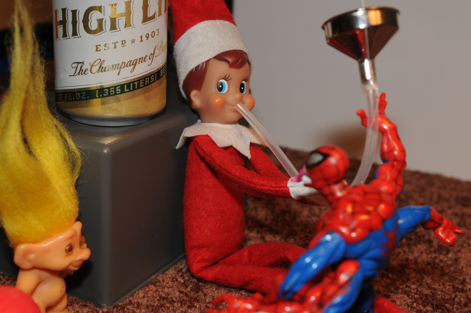 Watch I Really Hate Elf on the Shelf video