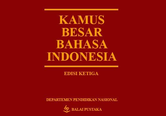 Kata yang Sebenernya Ada Bahasa Indonesianya