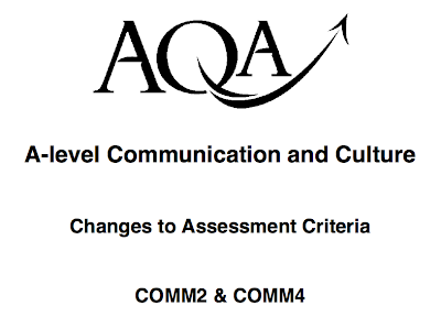 communications culture level coursework Flexibility - the course is structured around the three key themes of communication, media and cultureyou will have the flexibility to focus on one theme or engage with all three, according to your interests and career ambitions.