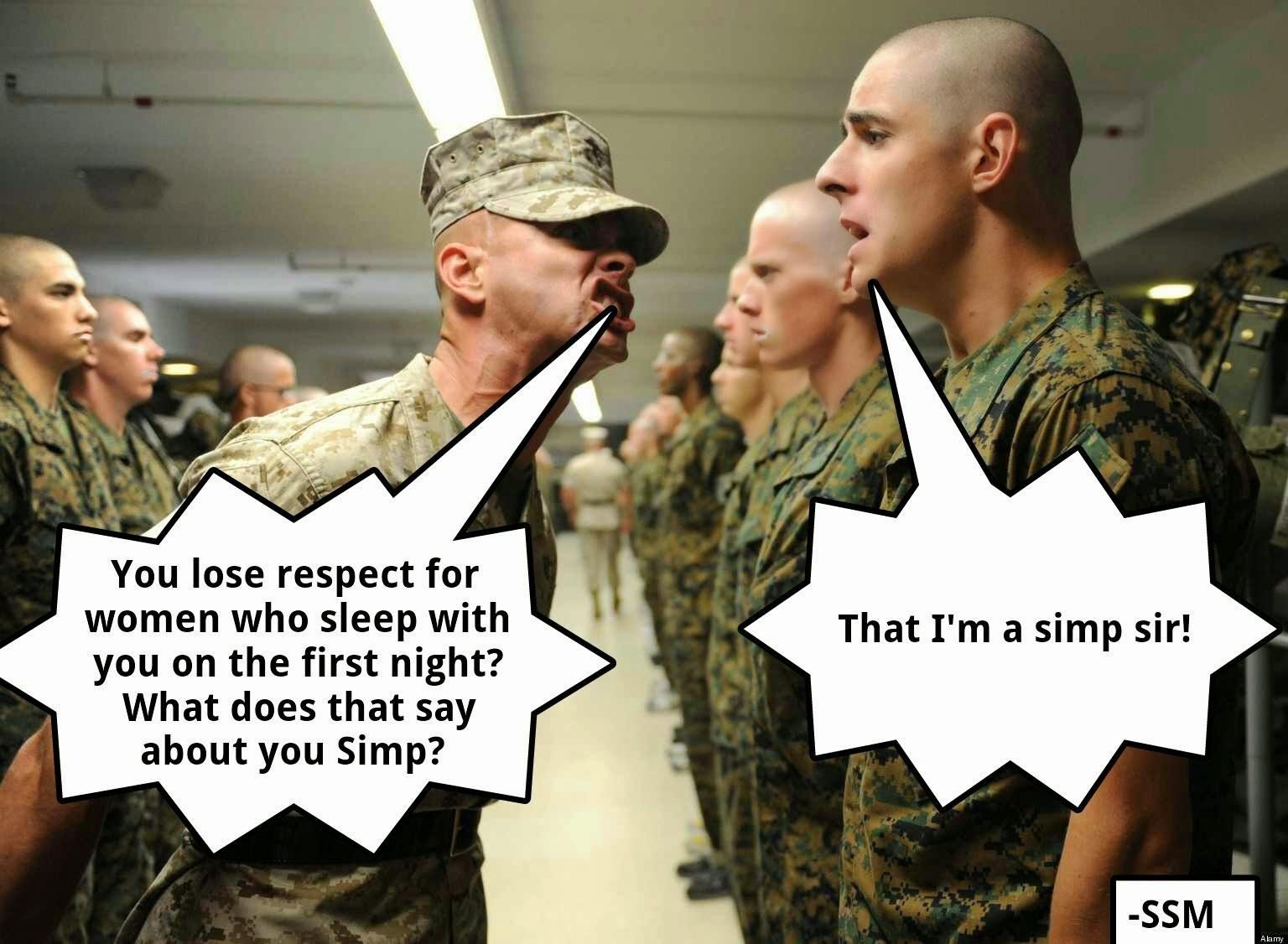 night fuck military