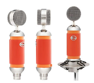 Blue Spark Condenser Microphone