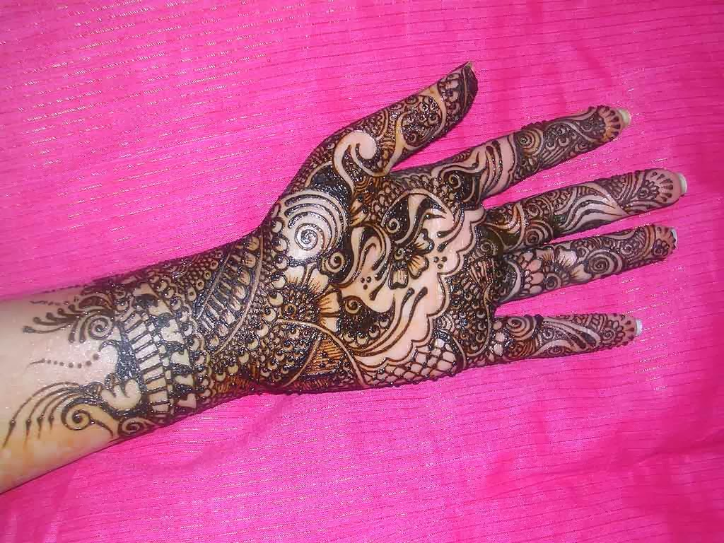 Best Mehndi Designs: Dulhan Mehndi Designs For Hands Free Download