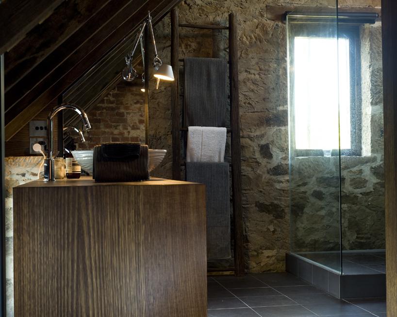 Neo arquitecturaymas ideas para ba os con estilo r stico - Banos con estilo rustico ...