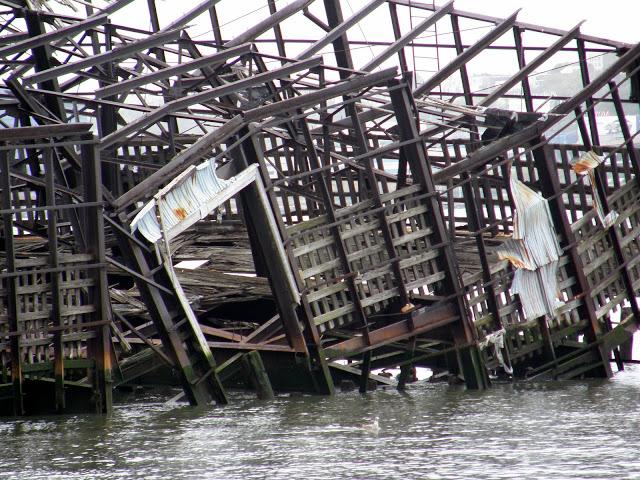 Pier D, Hudson River, NYC