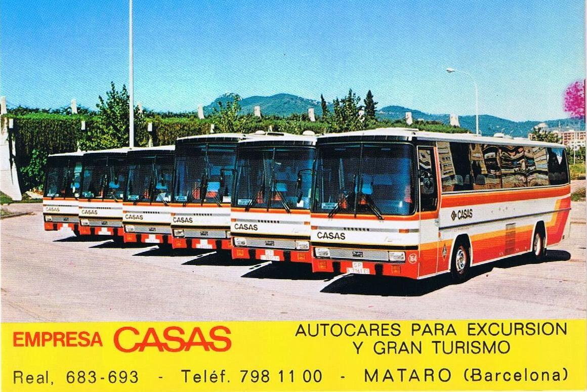 flech corporation©: vintage papers vol.2 - autobuses de los 80