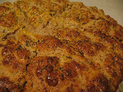 Poppy Seed Cheese Biscuits