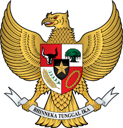 Garuda Pancasila Lambang Negara Republik Indonesia