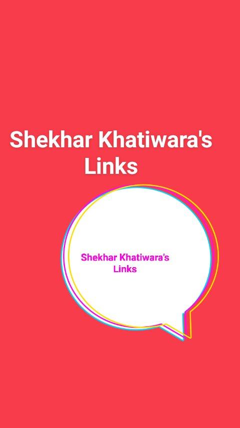 Shekhar Khatiwara