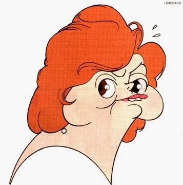 Tia Dilma precisa entrar para os programas Meu Regime Minha Vida e Mais Salada