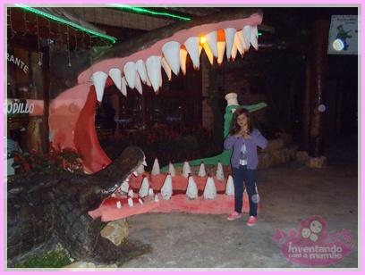 Restaurante Krokodillo em Campos do Jordão