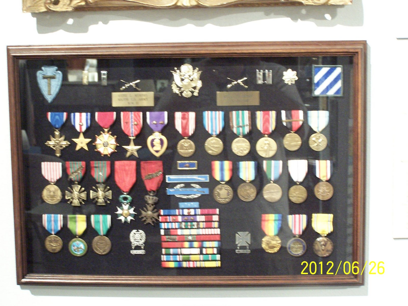 Living The Rv Dream We Visit The Audie Murphy Museum