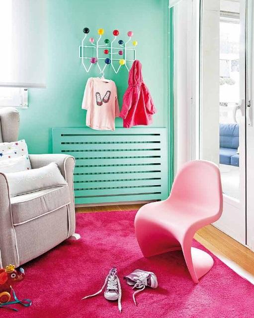 pokój dziecięcy, pokój dla dziewczynki