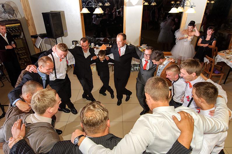 Šokiai vestuvėse