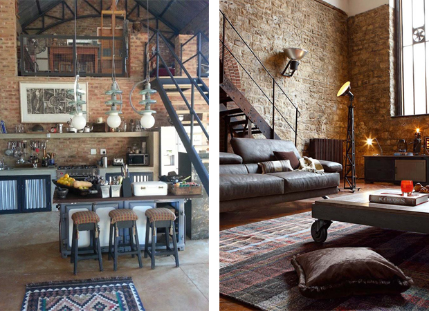 Laura adkin interiors the industrial interior design revolution - Industrial design interior ideas ...