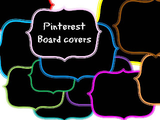 Download your own Pinterst board covers