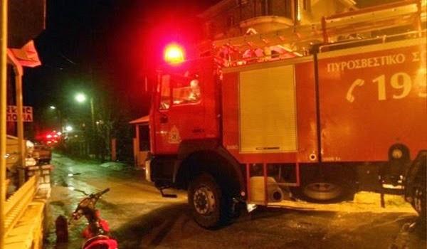Τραγωδία στο Π. Φάληρο! Δύο νεκροί από την πυρκαγιά σε κτίριο