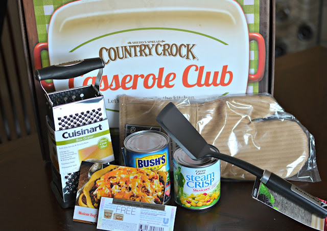 Casserole Club Giveaway