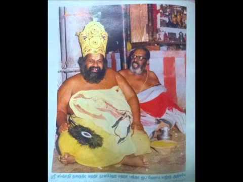 Sri Mukkur Lakshmi Narasimhachariyar Thiruvadigale saranam