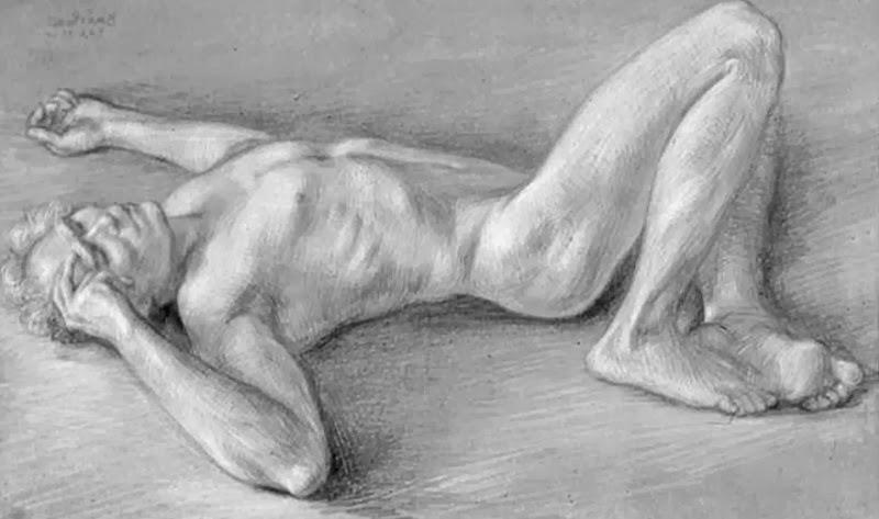 desnudos-artisticos-a-lapiz