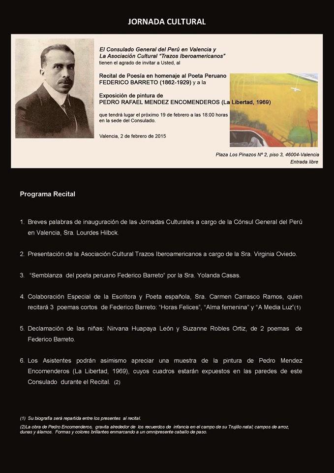 Virginia oviedo libros pintura arte en general i jornada cultural consulado general del - Pisos en el carmen valencia ...