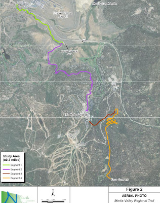 Proposed Martis Valley bike trail seeks public input