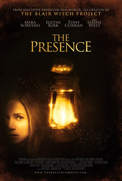 The Presence + Legenda