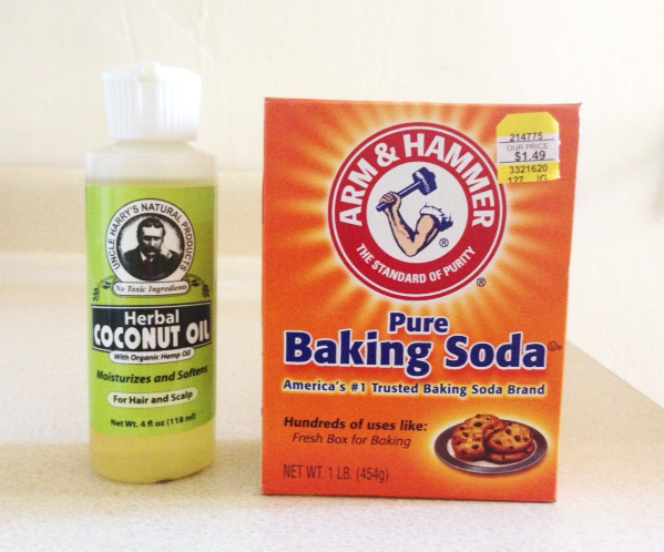 baking soda puistjes