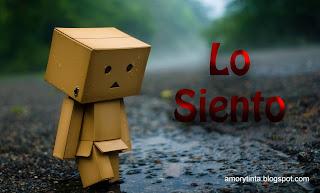 Imagenes de Lo Siento