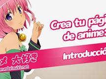 Cómo crear una página de Anime: Presentación