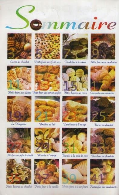 La cuisine alg rienne les petits fours economiques ar fr - Telecharger recette de cuisine algerienne pdf ...