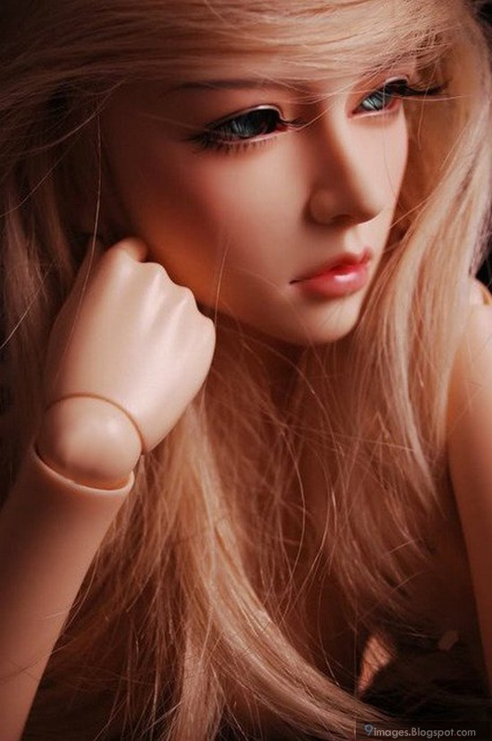 Pin Doll Sad Girl Cute 9images on Pinterest