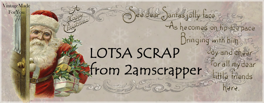 LOTSA SCRAP from 2amscrapper