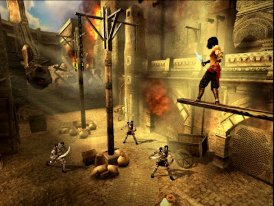 Prince of Persia Les Sables du Temps Screenshot 2