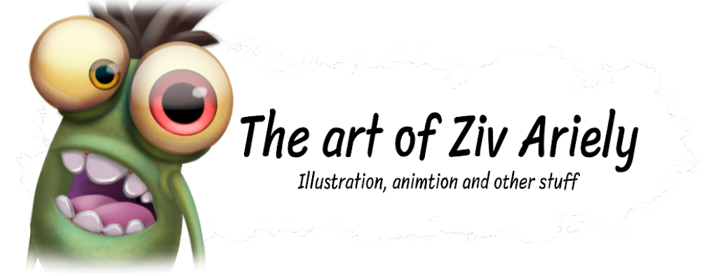 The art of Ziv Ariely