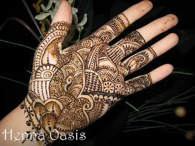 HENA SLEEVE DESIGNS
