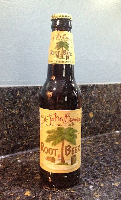 St. John Brewers Root Beer