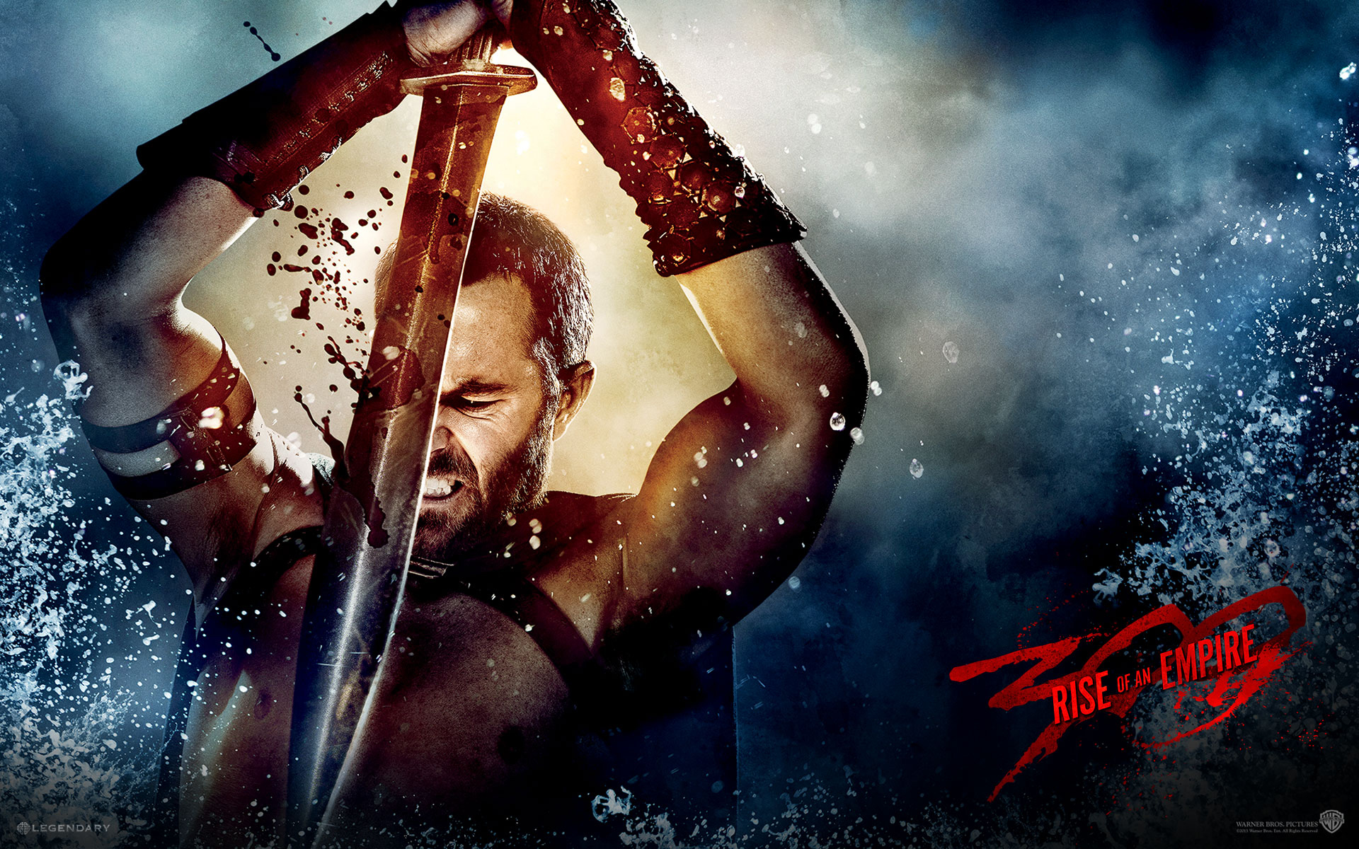 sullivan stapleton as themistocles 300 rise of an empire movie 2014 hd ...