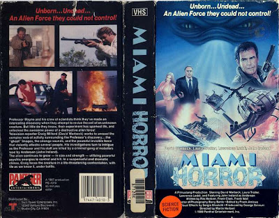 Cover VHS USA