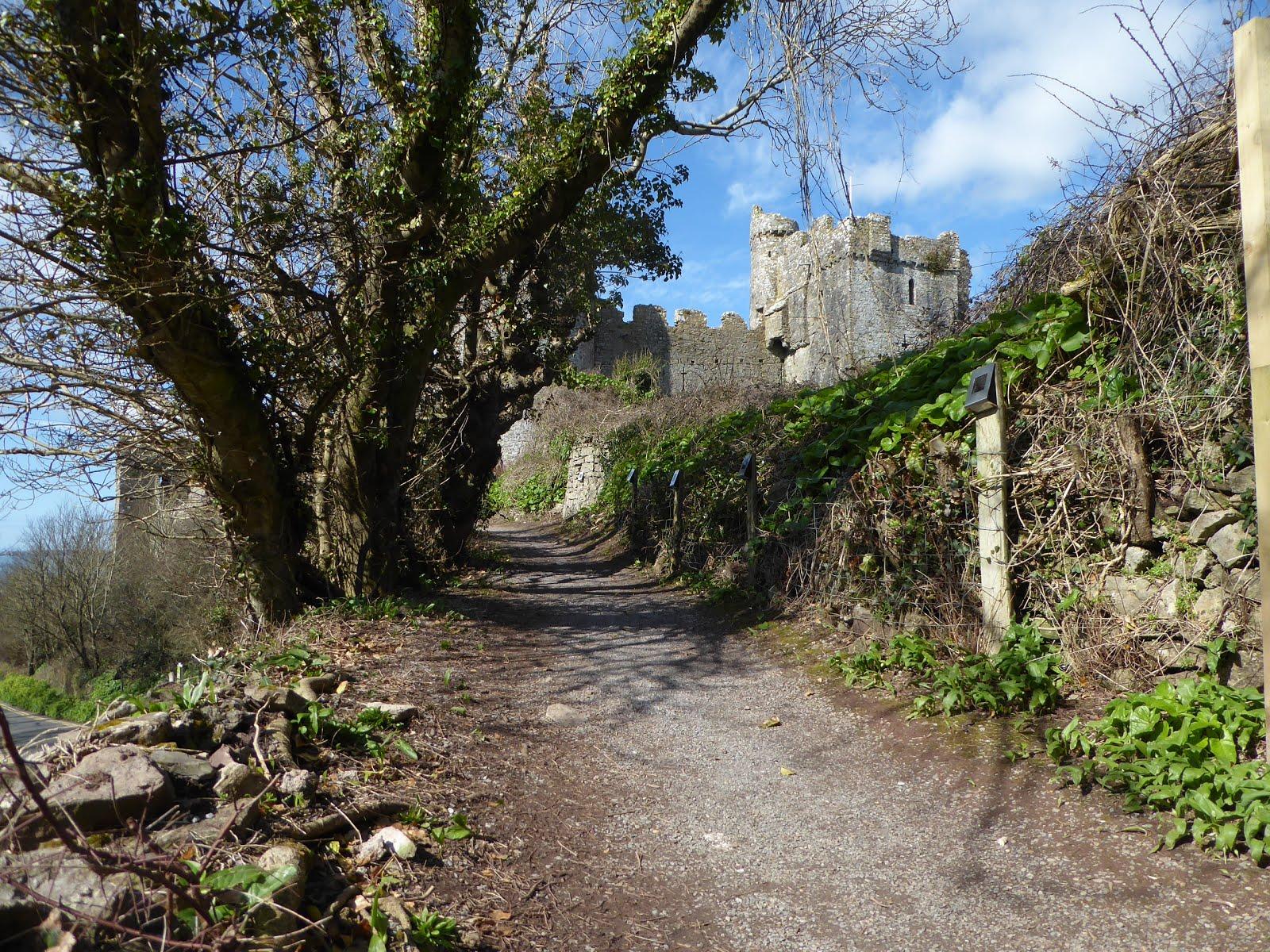 Castle Walkway