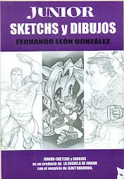 Libro de Sketchs y dibujos