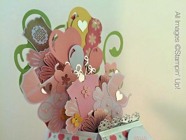 Baby Girl Card-in-a-Box