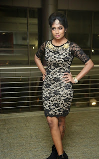 Monika Reddy  Picture Gallery in Short Dress at Pink Affair Fashion Show  21.jpg