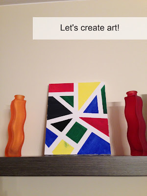 Art activity for kids