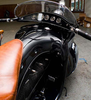 Henderson Streamline του 1934: Μια μοναδική μοτοσυκλέτα από το παρελθόν