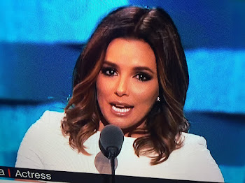 Eva Longoria Says Hillary Most Qualified Candidate Ever