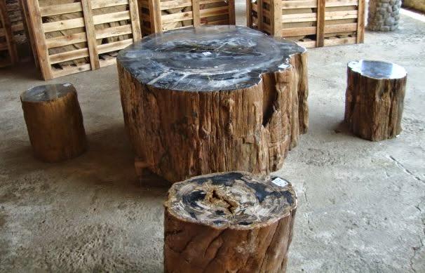 Outdoor patio furniture for sale indogemstone - Natural wood outdoor furniture ...